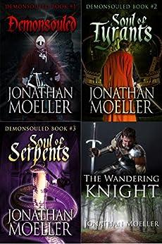Demonsouled Omnibus One by [Moeller, Jonathan]