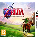 The legend of Zelda : Ocarina of time 3D