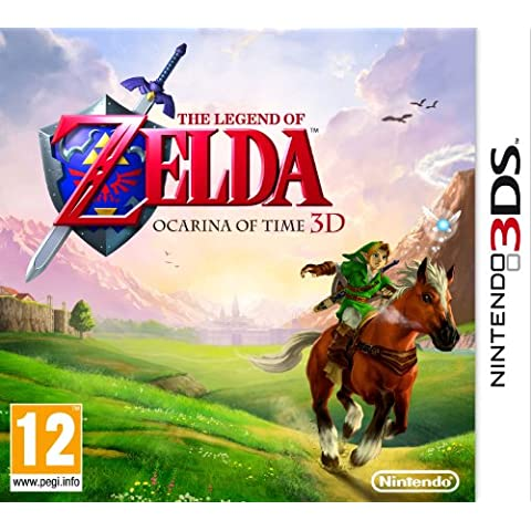 The legend of Zelda : Ocarina of time 3D [Importación francesa]