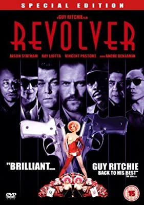 Revolver [DVD] by Jason Statham