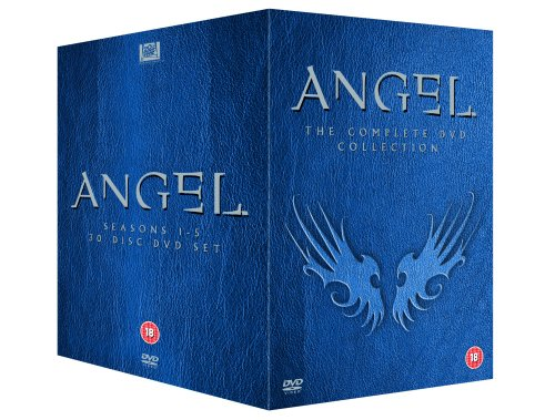 Angel- Complete Collection [Reino Unido] [DVD]