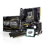 Kiebel Aufrüst Bundle, Intel Core i7 8700K 6x3.7 GHz, 16GB DDR4 3000, Intel HD 630 Grafik, Asus TUF Z390 Plus Gaming, Aufrüst Set, komplett vormontiert und getestet [184572]