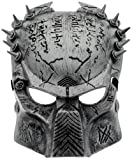Smartfox Predator Maske - Fasching Halloween Party Geburtstag Kostüm Karneval Theater