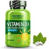 Best Natural Prenatal Vitamins - NATURELO Vitamin D - 2500 IU - From Review
