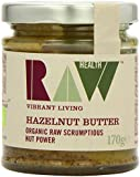 Raw Health Organic Raw Whole Hazelnut Butter 170 g (Pack of 2)