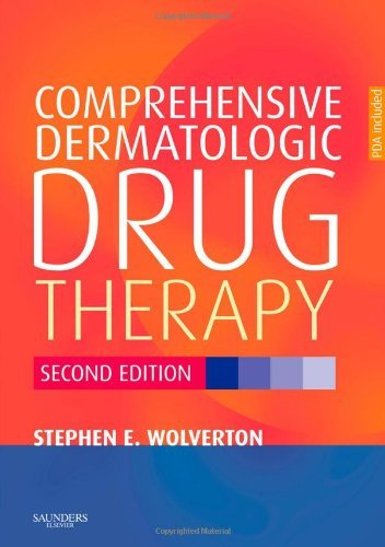 Comprehensive Dermatologic Drug Therapy: Text with PDA Software by Stephen E. Wolverton (2007-03-08)