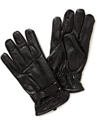 Schott NYC Men's GL474 Leather Gloves