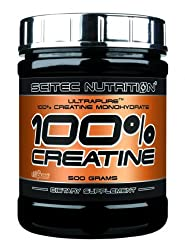 Scitec Nutrition Ultrapure Creatine Monohydrate, 500g