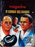 EQUIPE MAGAZINE (L') [No 106] du 17/04/1982 - LE COMBAT DES CHAINES - ROBERT CHAPATTE - A2 ET FRANCOIS JANIN - TF1.