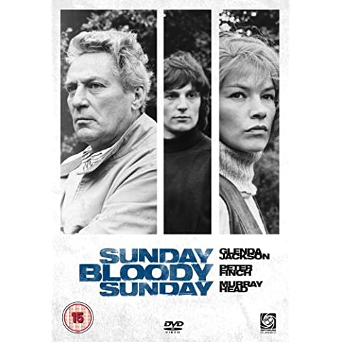 Sunday, Bloody Sunday [DVD] by Peter Finch