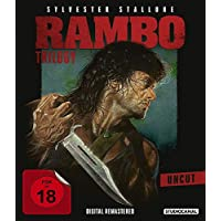 Rambo Trilogy / Uncut /