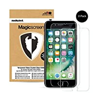 MediaDevil Magicscreen Tempered Glass Crystal Clear Screen Protector for iPhone 8 Plus / 7 Plus (2-Pack) (2-Pack)MediaDevil is the highest-rated and most reviewed screen protector brand on Amazon UK, with more than 1 million screen protectors...