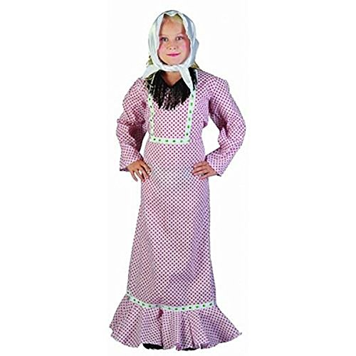 Islander Fashions M�dchen Madrid Frau Kost�m Kinder Sch�ne Spanisch Madrid Lady Book Woche Outfit 11-14 Jahre