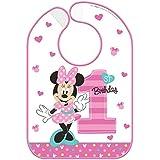 Minnie Mouse divertido ser un babero
