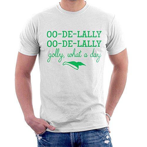 Oo De Lally Golly What A Day Robin Hood Men's T-Shirt