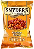 Snyder's Cheddar Cheese Pretzel Pieces 125g - 10 pack