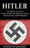 Hitler: Nazi History - The Events, People and Ideas That Shaped Nazi History, Holocaust History and The Third Reich