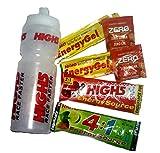 Image of HIGH5 Trinkflasche gefüllt mit 6 Einzelprodukte