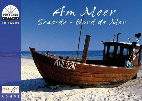 PostkartenbuchAm Meer (Licht Boot Schwimmen)