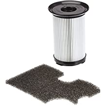 Kga-Supplies F134 Filtres pour Aspirateur Traîneau sans Sac Compatible pour Tornado TO1820 & TO1822
