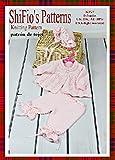 patrón para dos agujas - KP27 - chaqueta matinée, pantalones y sombrero para bebé 0 –3 meses (Spanish Edition)