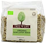 Tree of Life Organic Sunflower Seeds 250 g