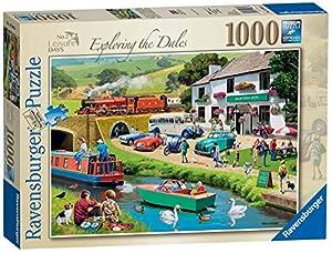 Ravensburger Leisure Days No. 2 - Rompecabezas para Explorar Las Dales, 1000 Piezas