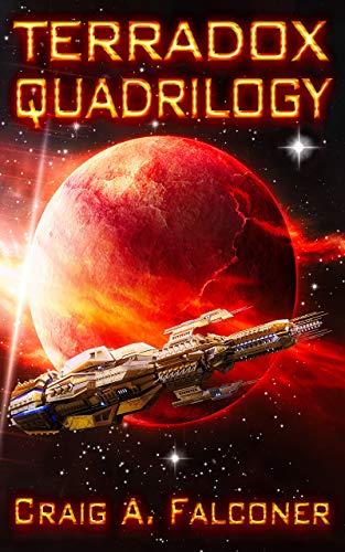 Image of Terradox Quadrilogy: The Complete Box Set (Books 1-4 of the Thrilling Space Opera and Sci-Fi Exploration Series)