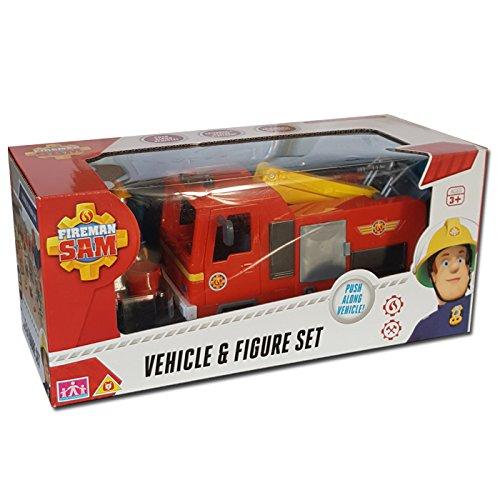 Feuerwehrmann Jupiter Sam Fahrzeug & Figuren Set