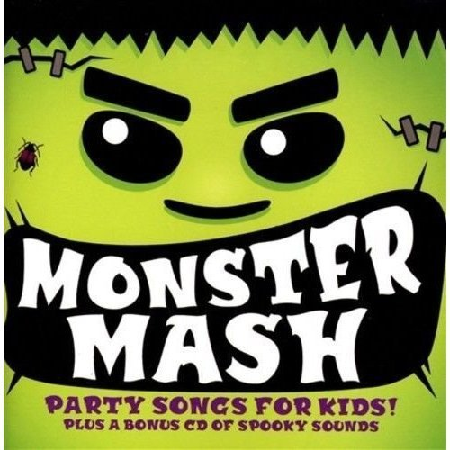 Monster Mash Halloween Party Songs & Sound Effects by Various Artists (2014-10-21)