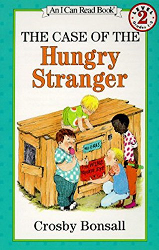 The Case of the Hungry Stranger (An I Can Read Book)