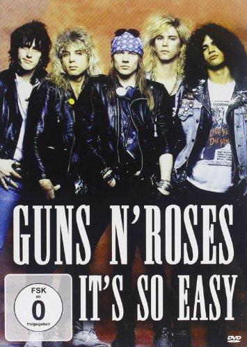 Guns N' Roses: It's So Easy [DVD] [NTSC] [UK Import] (Gun-station)