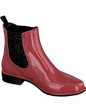 Gosch Shoes Sylt - Damen Chelsea Gummistiefel 7100-501 in 4 Farben