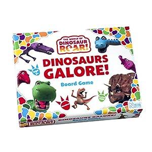 Juego de Mesa The World of Dinosaur Roar 7355 Dinosaurs Galore