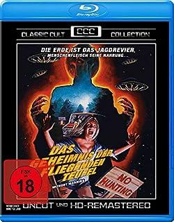 Alien Shock - Das Geheimnis der fliegenden Teufel - (Classic-Cult-Edition) [Blu-ray]