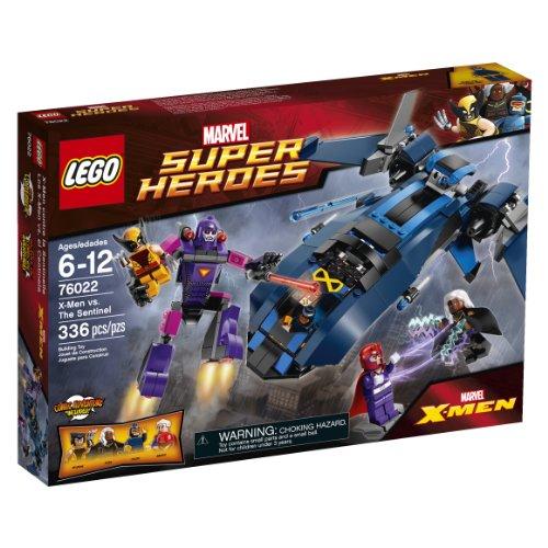 LEGO Marvel Super Heroes X-Men vs. The Sentinel Niño/niña