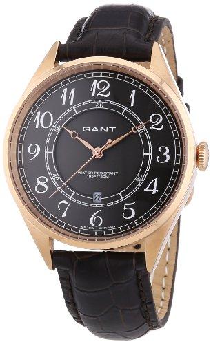 GANT Men's Quartz Watch W70473 with Leather Strap