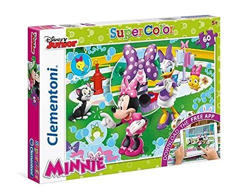 Clementoni - 26933.4 - Puzzle - Minnie - 60 Pièces