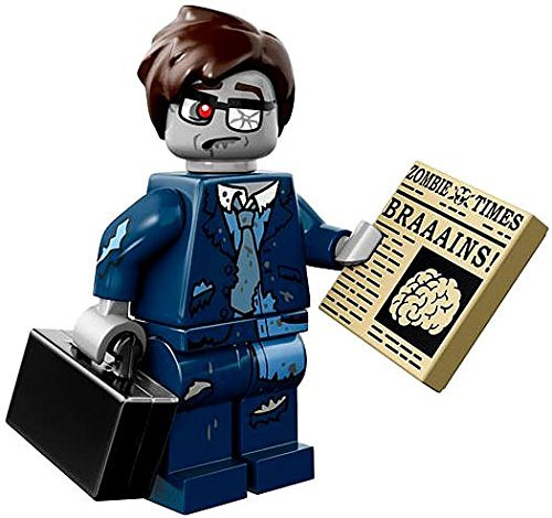 LEGO Series 14 Minifigure Zombie Businessman by LEGO