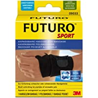 FUTURO Sport Handgelenk-Bandage FUT09033, Einheitsgröße, beidseitig tragbar preisvergleich bei billige-tabletten.eu