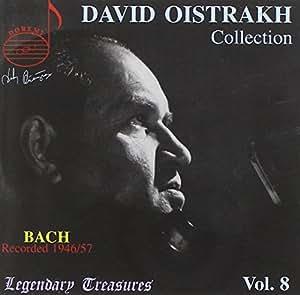 Legendary Treasures - David Oistrach Collection Vol. 8