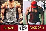 #10: The BLAZZE - Stringer Gym Tank TOP Vest/Vests for Men Sports WEAR