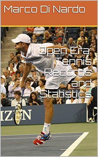 Open Era: Tennis Records and Statistics (English Edition)