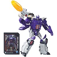 Transformers Generationen Titans Return nukleon und galvatron