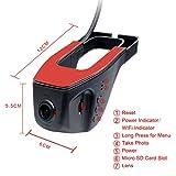 Toguard Versteckt WiFi Auto Kamera - 4