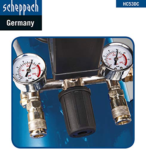 Scheppach Kompressor HC53DC - 2