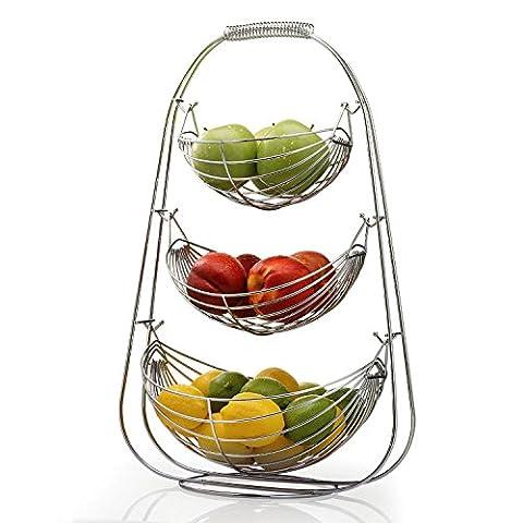 Paniers Legumes - Taylor & Brown® Chrome Swinging Bol à