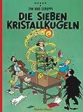 Tim und Struppi, Carlsen Comics, Neuausgabe, Bd.12, Die sieben Kristallkugeln (Tim & Struppi, Band 12) - Hergé