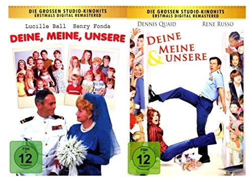 Deine, Meine & Unsere Fan Edition - Original und Remake [2 DVDs]