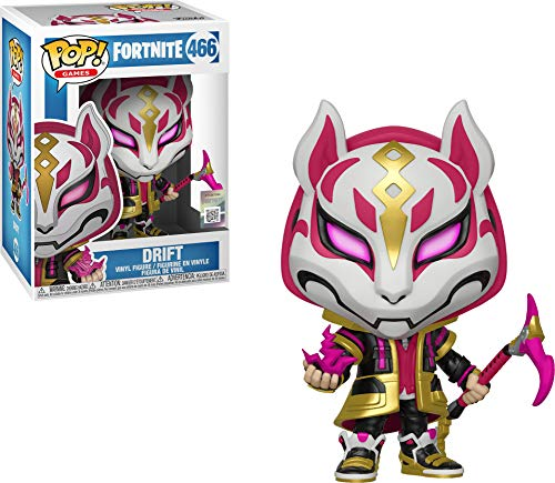 Funko Pop Figura de Vinilo Drift Fortnite